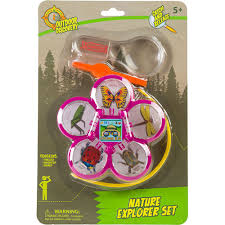 Nature Explorer Set Pentacase