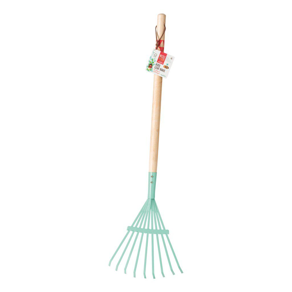 Beetle & Bee Kids Leaf Rake