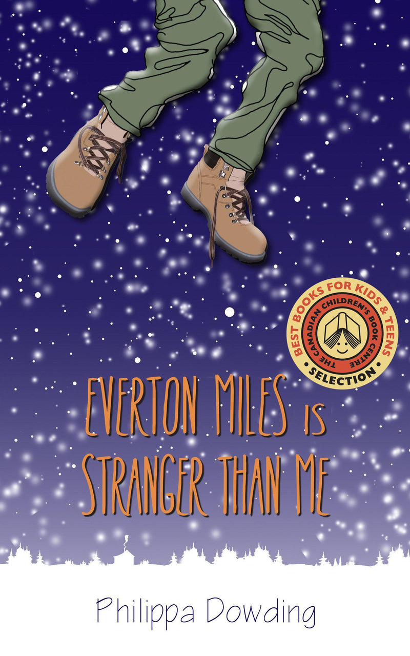 Book - Everton Miles Is Stranger Than Me: The Night Flyer's Handbook