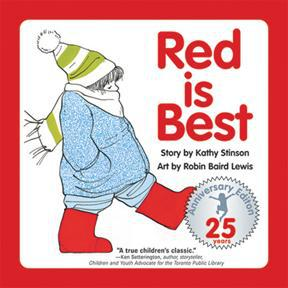 Book/Red is Best 25anniversary