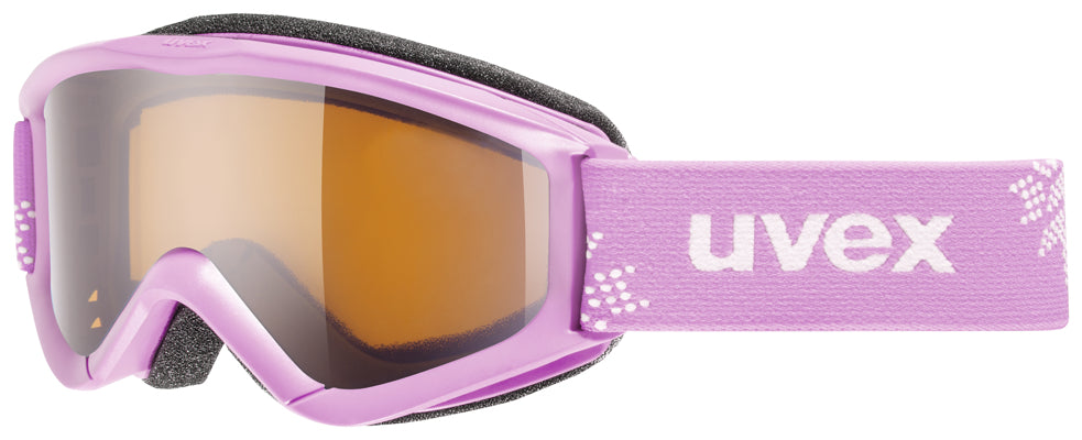 Goggle Speedy - Pink Snowflake