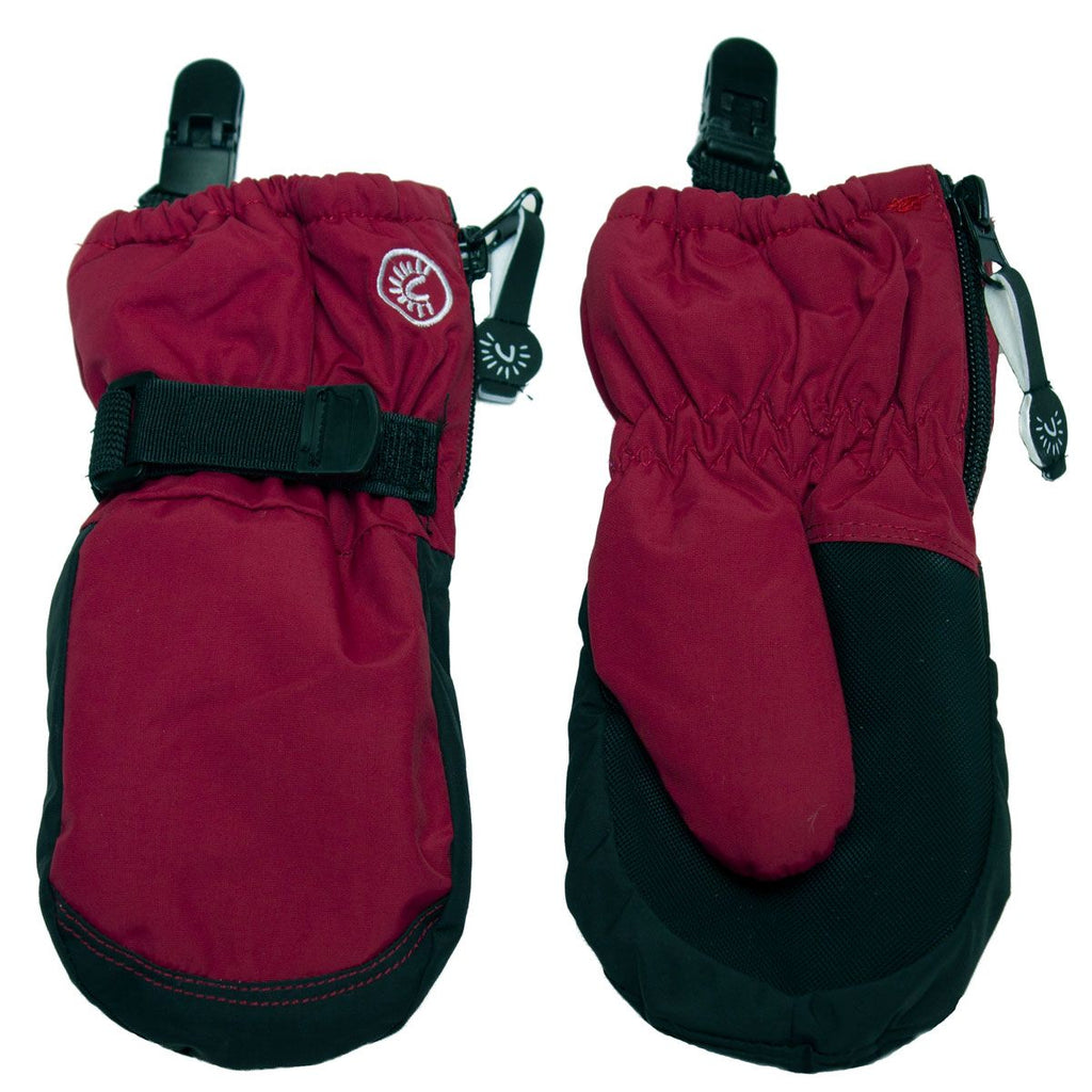 CK Mitt WP Zip Short Red