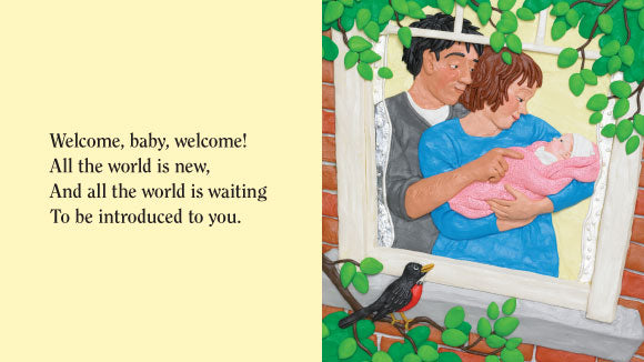 Book - Welcome Baby