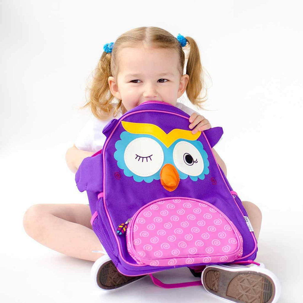 Zoocchini Backpack - Olivia The Owl