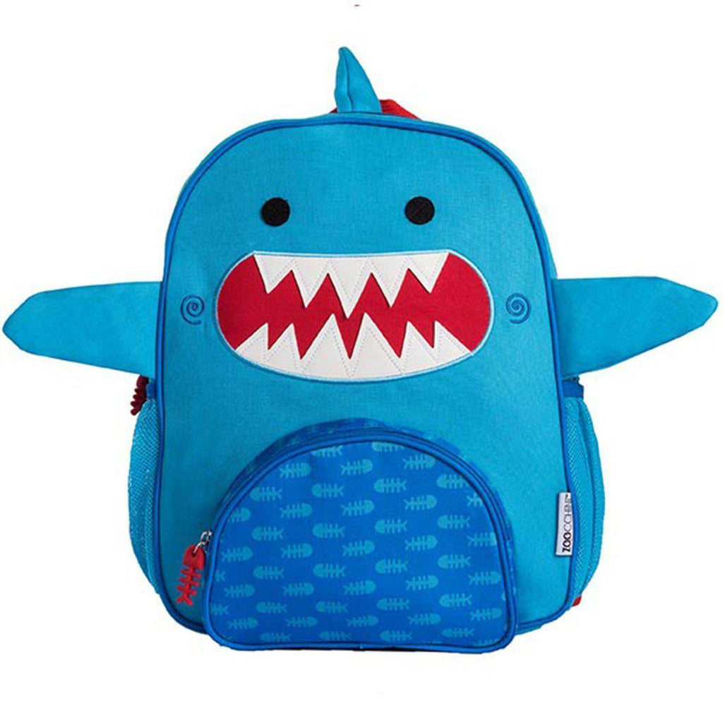 Zoocchini Backpack - Sherman The Shark