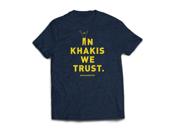 In Khakis We Trust