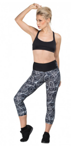 Luxe Mineral Infused Capris