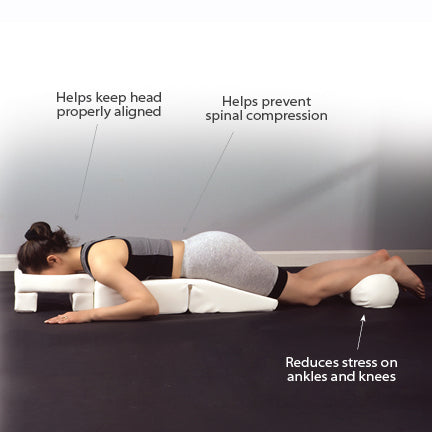 Massage and Therapy (M.A.T.) Body Positioning System