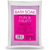 Bubble Gum Mini Bath Soak