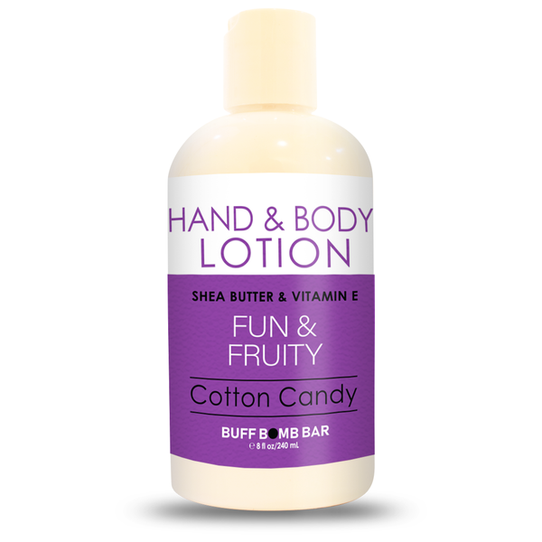 Cotton Candy Hand & Body Lotion