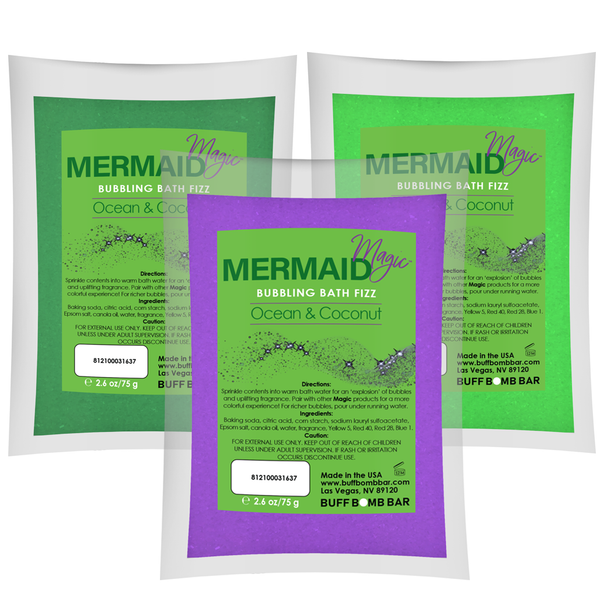 Mini Mermaid Magic - 3 Pack
