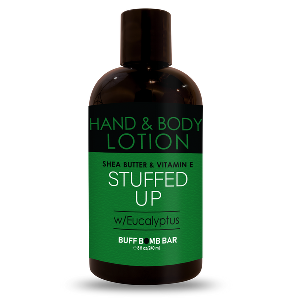 Stuffed Up Hand & Body Lotion