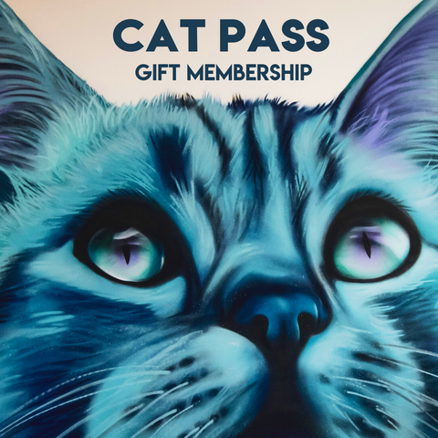 Pre-Paid Cat Pass Membership