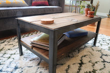 Calumet Coffee Table - Workshop-25