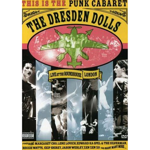 Live at the Roundhouse DVD