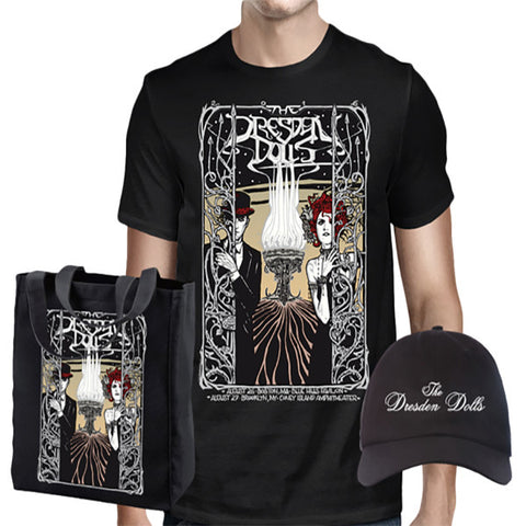 The Dresden Dolls - Malleus 2016 Men's Bundle