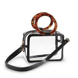 Clear Stadium Crossbody