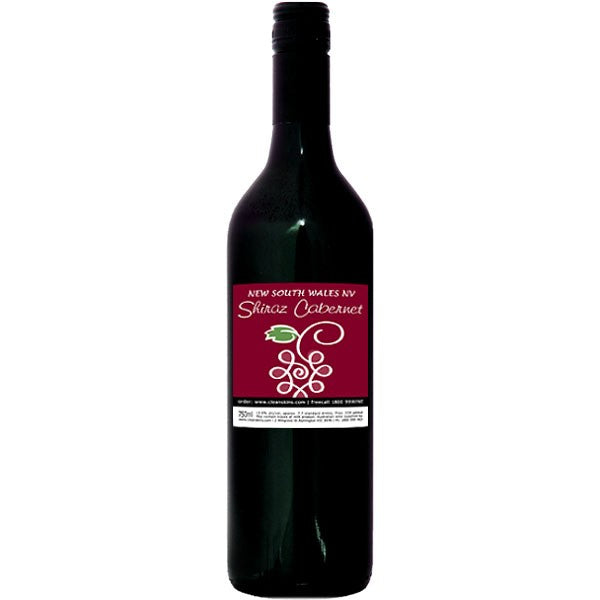 NSW NV Shiraz Cabernet x 12