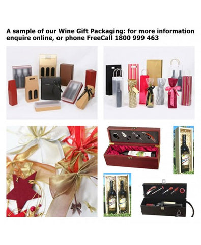 Corporate Wine Gift Business Red Wine, Bronze Range, 60 bottles