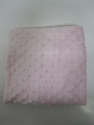 Baby Doll Bedding Heavenly Soft Blanket, Pink