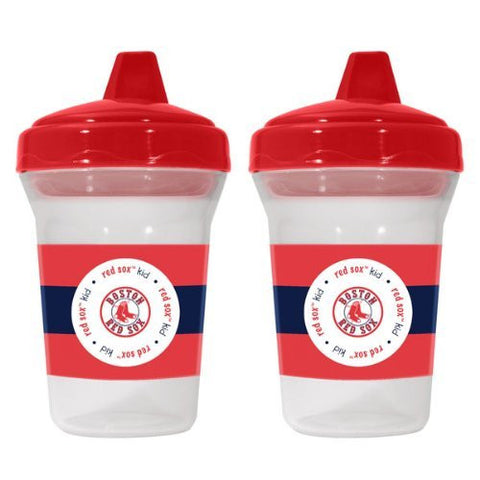 Boston Red Sox Spill-Proof Sippy Cups BPA Free