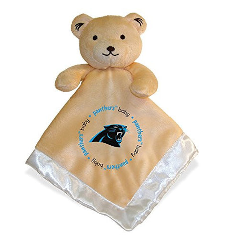 Baby Fanatic Security Bear - Carolina Panthers Team Colors