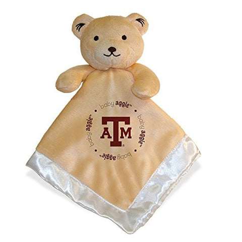 Baby Fanatic Security Bear Blanket, Texas A and M