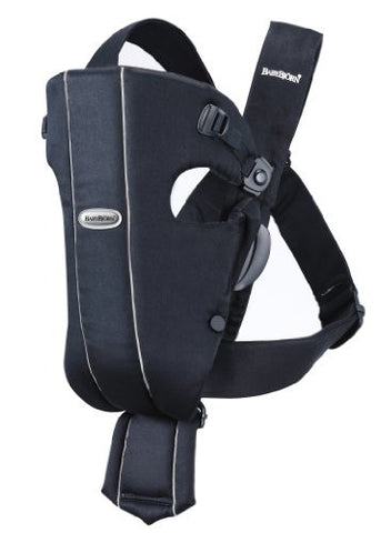BABYBJORN Baby Carrier Original - Dark Blue, Cotton