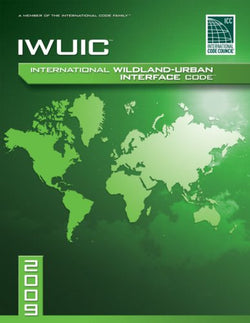 2009 International Wildland Urban Interface Code (International Code Council Series)