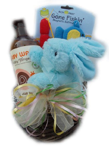 Baby & Toddler Happy Easter Basket