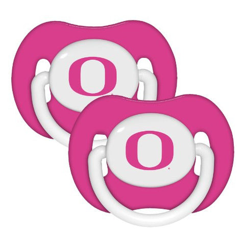 Baby Fanatic Pacifier, Oregon, 2-Count
