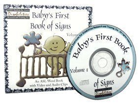 Baby's First Book of Signs Volume I American Sign Language