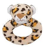 Angel Dear Ring Rattle, Leopard