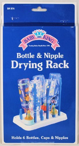 Baby King Bottle & Nipple Drying Rack