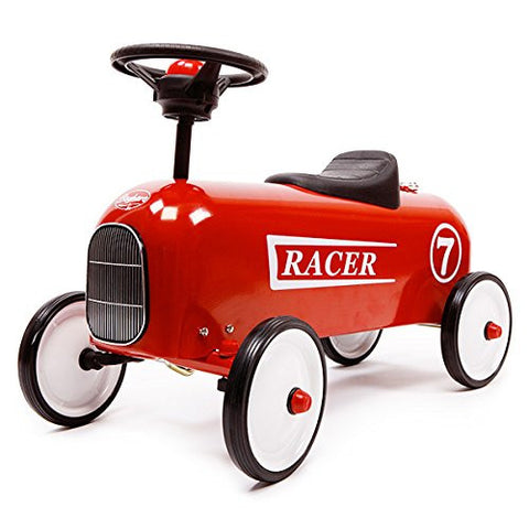 Baghera Racer, Red