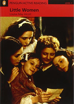 Little Women with CD, Level 1, Penguin Active Readers (Penguin Active Readers, Level 1) (Penguin Active Reading: Level 1)