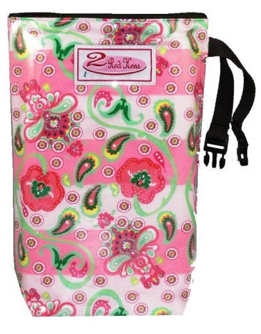 2 Red Hens Diaper Pack, Strawberry Shortcake