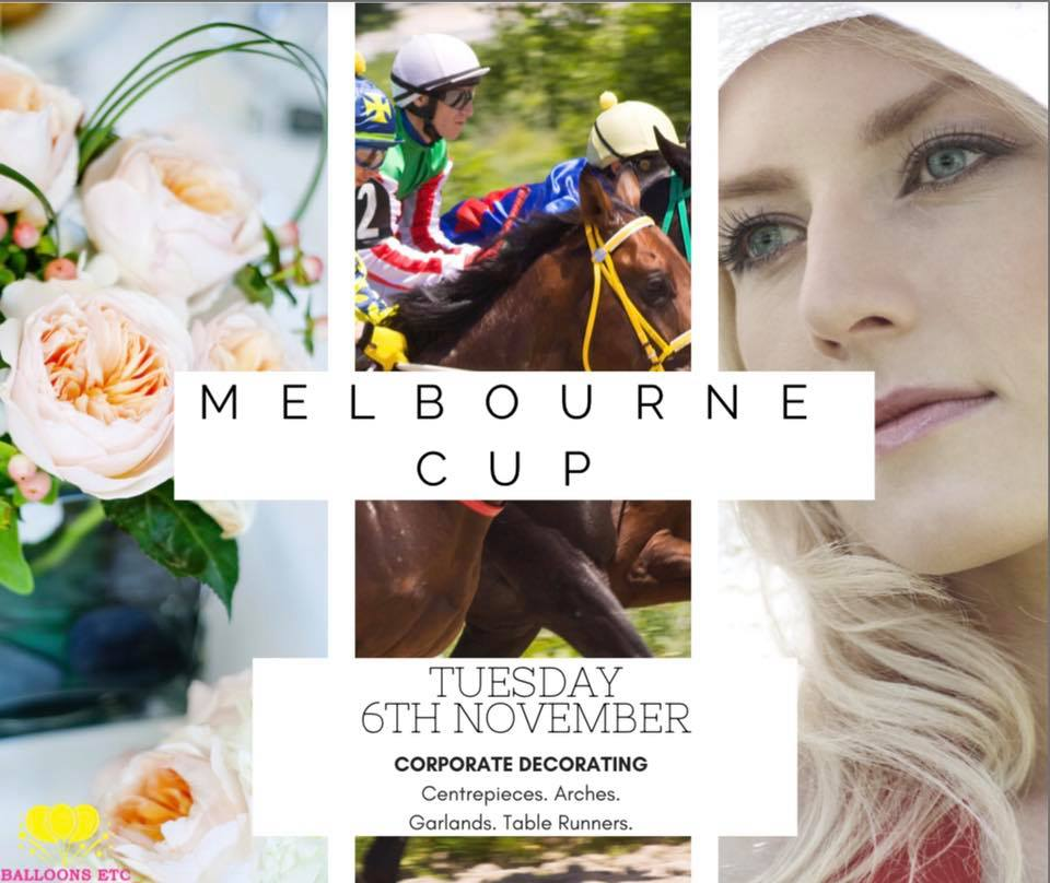 Melbourne Cup Event Theming