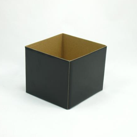 Mini Gloss Posy Box Black