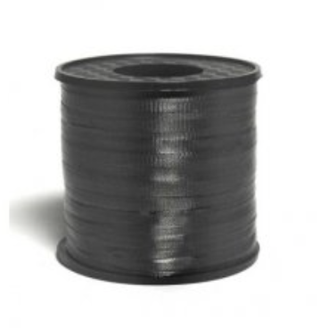 Curling Ribbon Black 460m