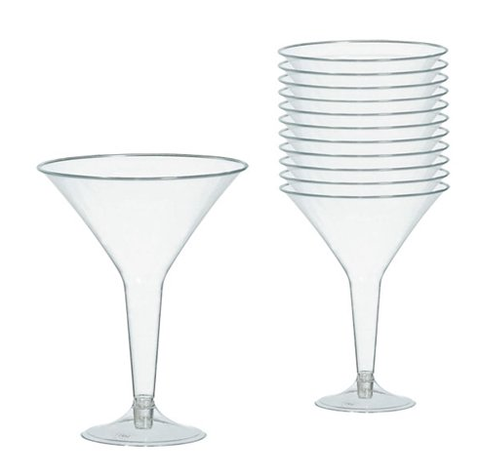 Cocktail Glasses 200ml Pk8