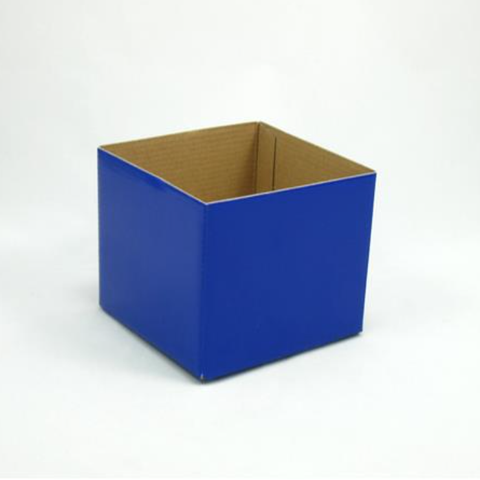 Mini Gloss Posy Box Royal Blue