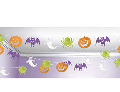 Halloween String Decorations 100ft