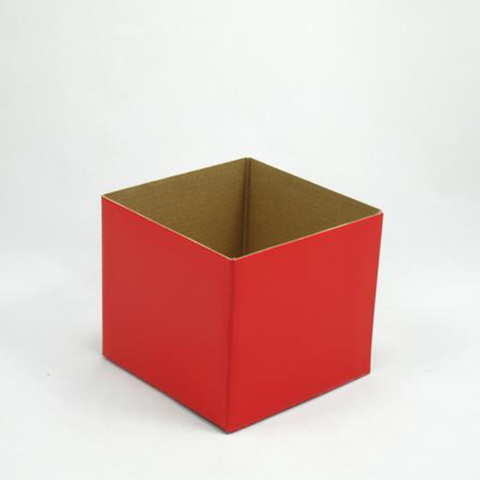 Mini Gloss Posy Box Red