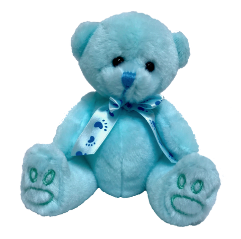 Jamie Bear Blue