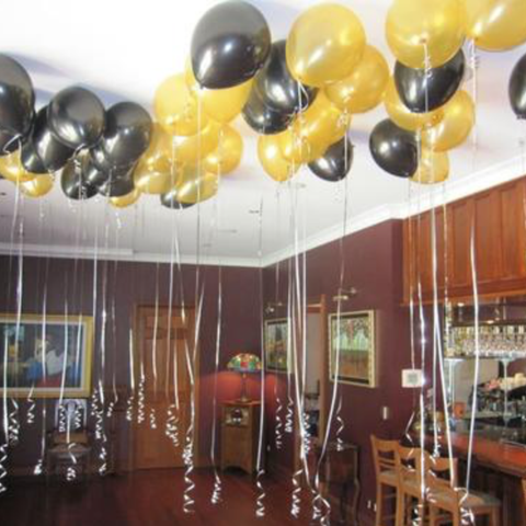 Ceiling Balloons 30 - 100 NYE!