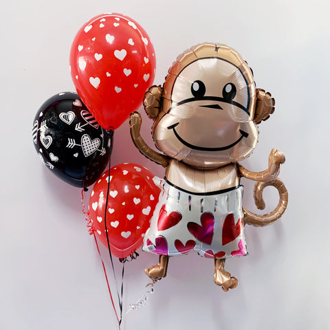 Boxer Short Monkey Bouquet