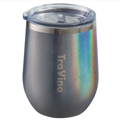 TraVino Stemless Charcoal