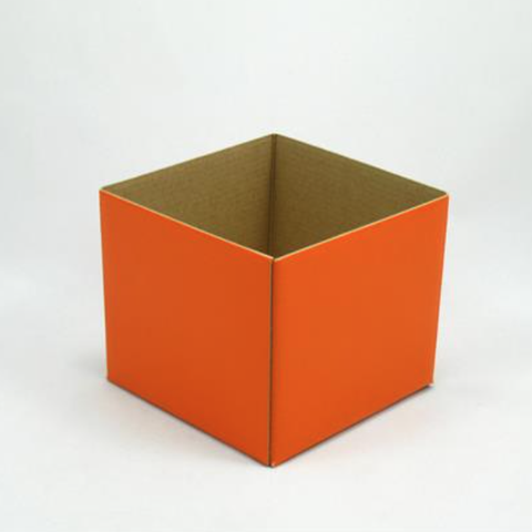 Mini Gloss Posy Box Orange
