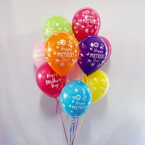 Mother's Day 10 Balloon Bouquet
